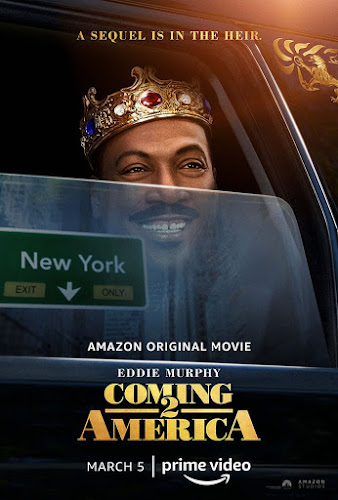 Coming 2 America (Web-DL 1080p Dual Latino / Ingles) (2021)