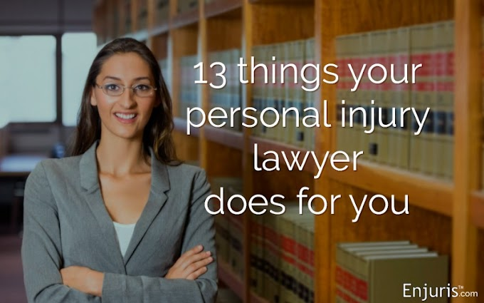13 things of Personal Injury Lawer in Colorado