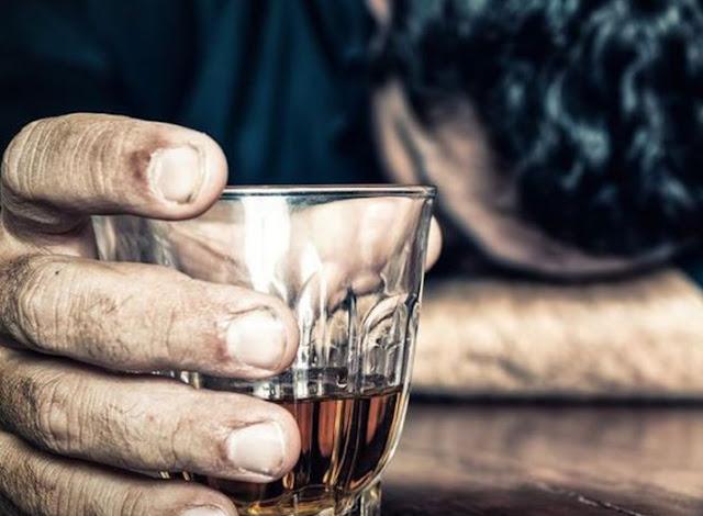 Kecanduan Minum Alkohol