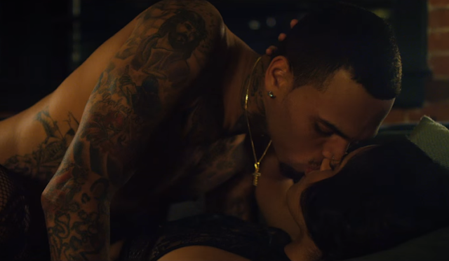 VÍDEO - Chris Brown – Back To Sleep