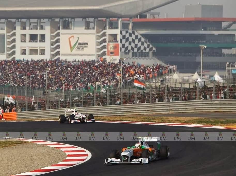 Buddh International Circuit, Greater Noida