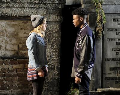 Marvel's Cloak and Dagger (series) Olivia Holt and Aubrey Joseph Image 4