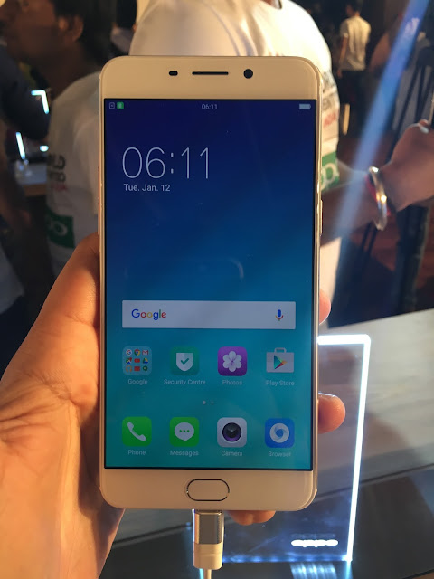 Oppo launches Selfie Expert F1 Plus smartphone with 4 GB RAM, 16 MP Front Camera, VOOC fast charging in India for Rs. 26990