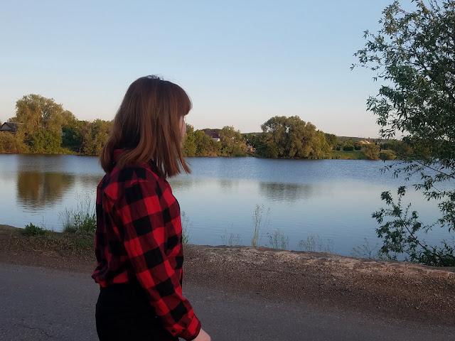 никогда не устаёшь смотреть на озеро, мои 92 дня лета