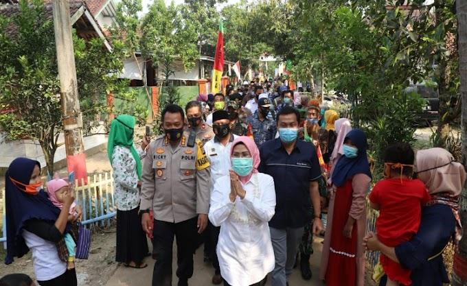 Pemkab Serang Sinergikan LKBA dengan Kampung Tangguh Polri