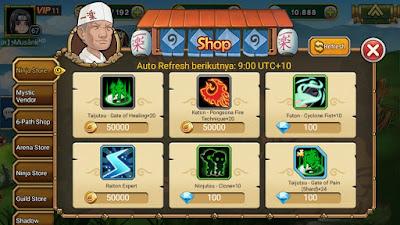 Ninja Store Ninja Rebirth_MangtoyPedia