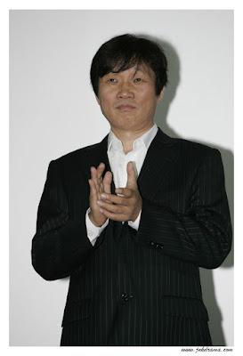 Profil Artis Korea : Joo Jin-Mo / Park Jin-Tae (주진모  )
