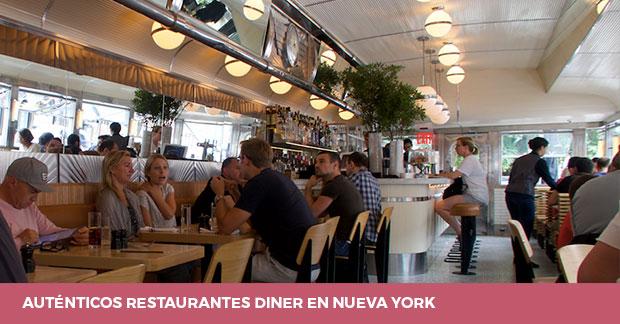 restaurantes diners en Nueva York