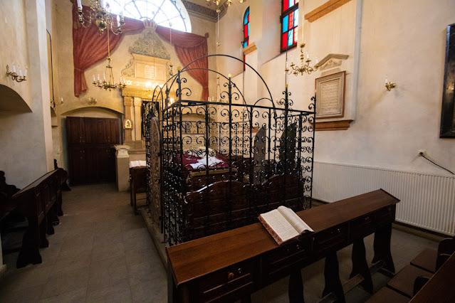 Sinagoga di Remuh-Kazimierz-Cracovia