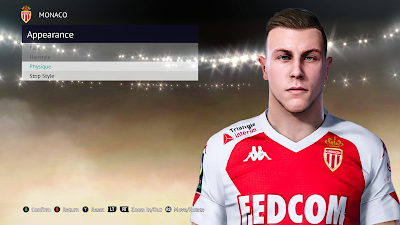 PES 2021 Faces Strahinja Pavlović by Milos987