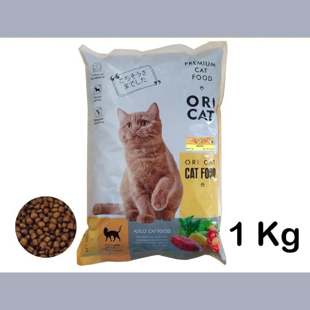 Review Makanan Kucing Ori Cat Premium Radiokucing Com