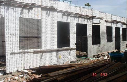 Tường panel 3d