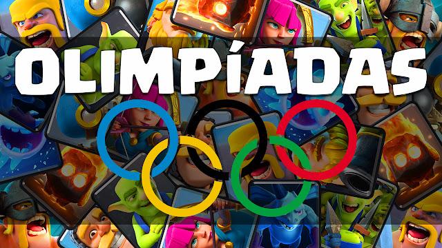 Olimpíadas Clash Royale