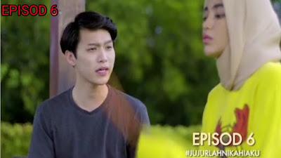 Tonton Drama Jujurlah Nikahi Aku Episod 6