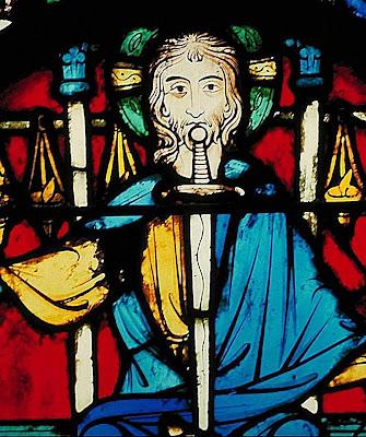 Cristo no Apocalipse. Notre Dame de Paris