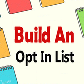 Building your Business with an Opt-in List