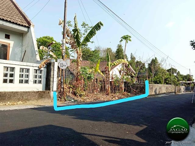 Tanah di Lempongsari dekat Hotel Hyatt