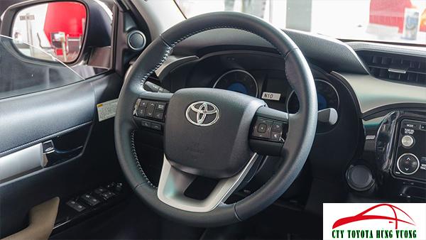 Giá xe, thông số kỹ thuật và đánh giá chi tiết bán tải Toyota Hilux 2018 nhập khẩu - ảnh 25