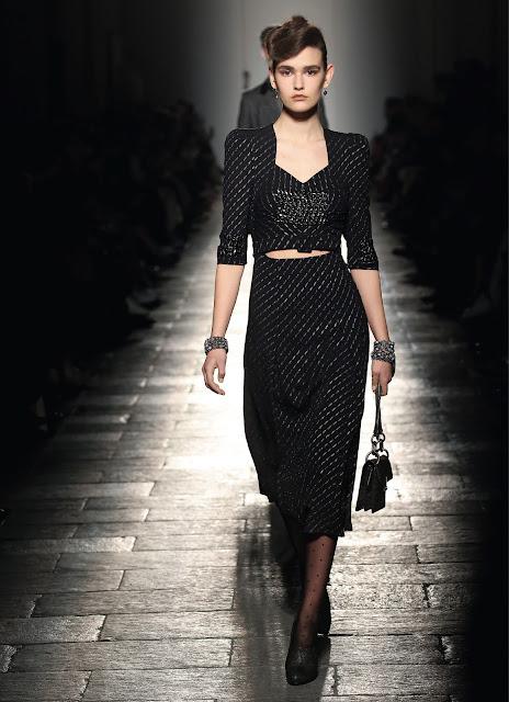Bottega Veneta Runway Fashion Fall '17