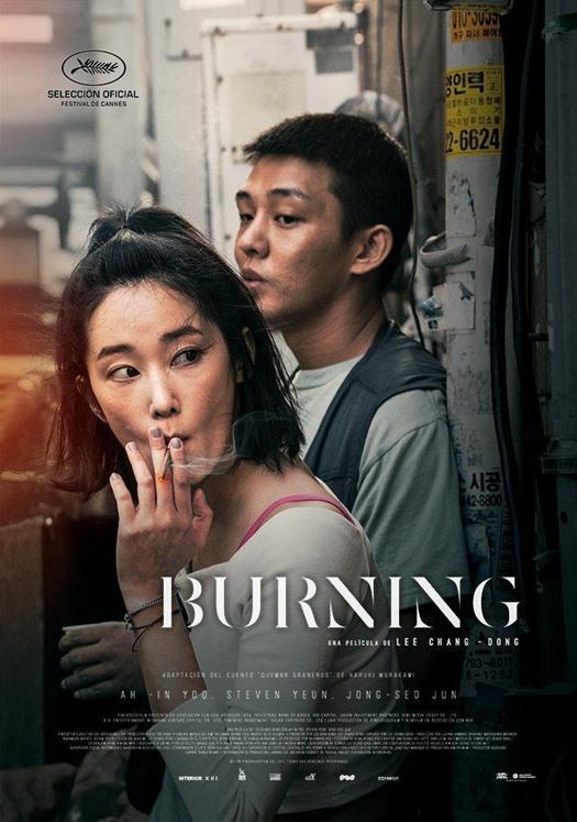 Film Korea Burning (2018)