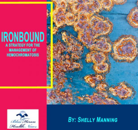 Ironbound by Shelly Manning reviews Hemochromatosis HCT program PDF BOOK DOWNLOAD