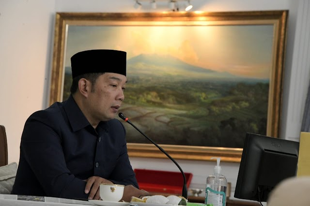 Cegah Klaster Pilkada, Gubernur Jabar Minta Balon Kepala Daerah di Jabar Taati Protokol Kesehatan