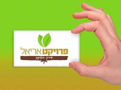 עיצוב לוגו למיזם ומיתוג המיזם
