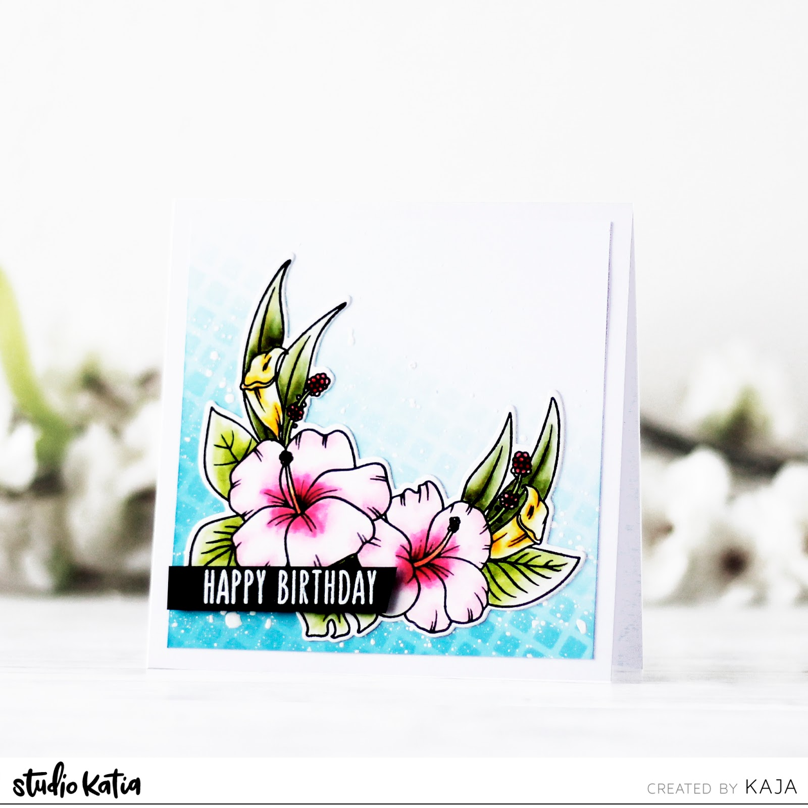 Tropical birthday | STUDIO KATIA
