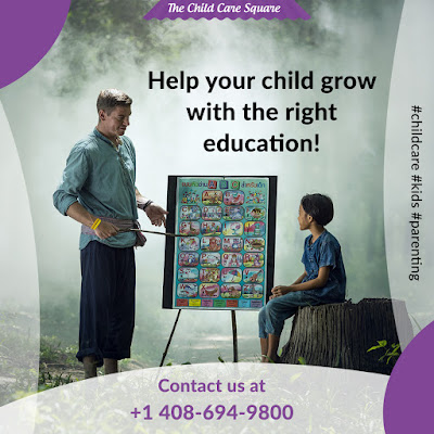 Help your child grow with the right education!