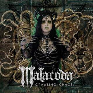 """Το ep των Malacoda """"Crawling Chaos"""""""