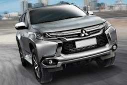 Mitsubishi All New Pajero Sport 2019 - Spesifikasi, Performa, Konsumsi Bbm Dan Harga
