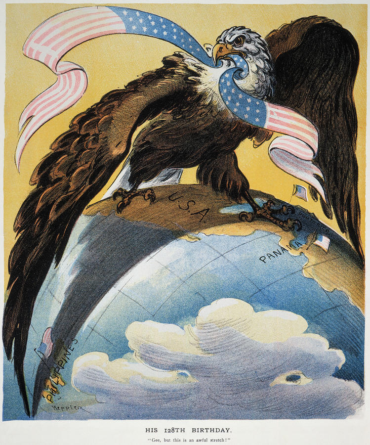 AMERICAN IMPERIALISM        The Eagle of American Imperialism with     Study com