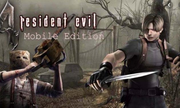 Download Resident Evil 4 Mod Apk Full Unlimited