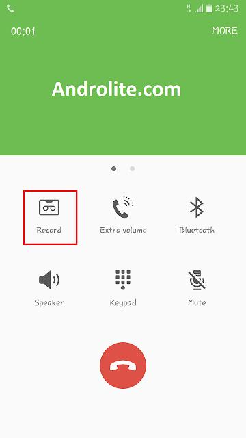 Cara Merekam Pembicaraan Telepon di Hp