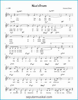 chord  nica's dream lagu jazz standar