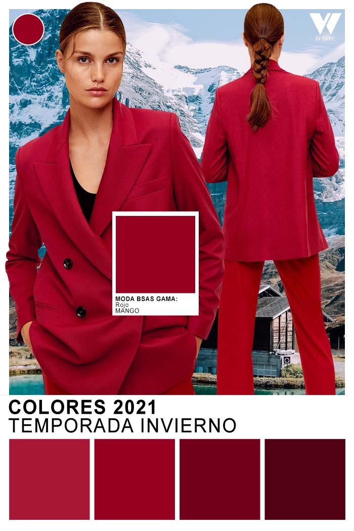 colores de moda otoño invierno 2021 camperas abrigos Mango
