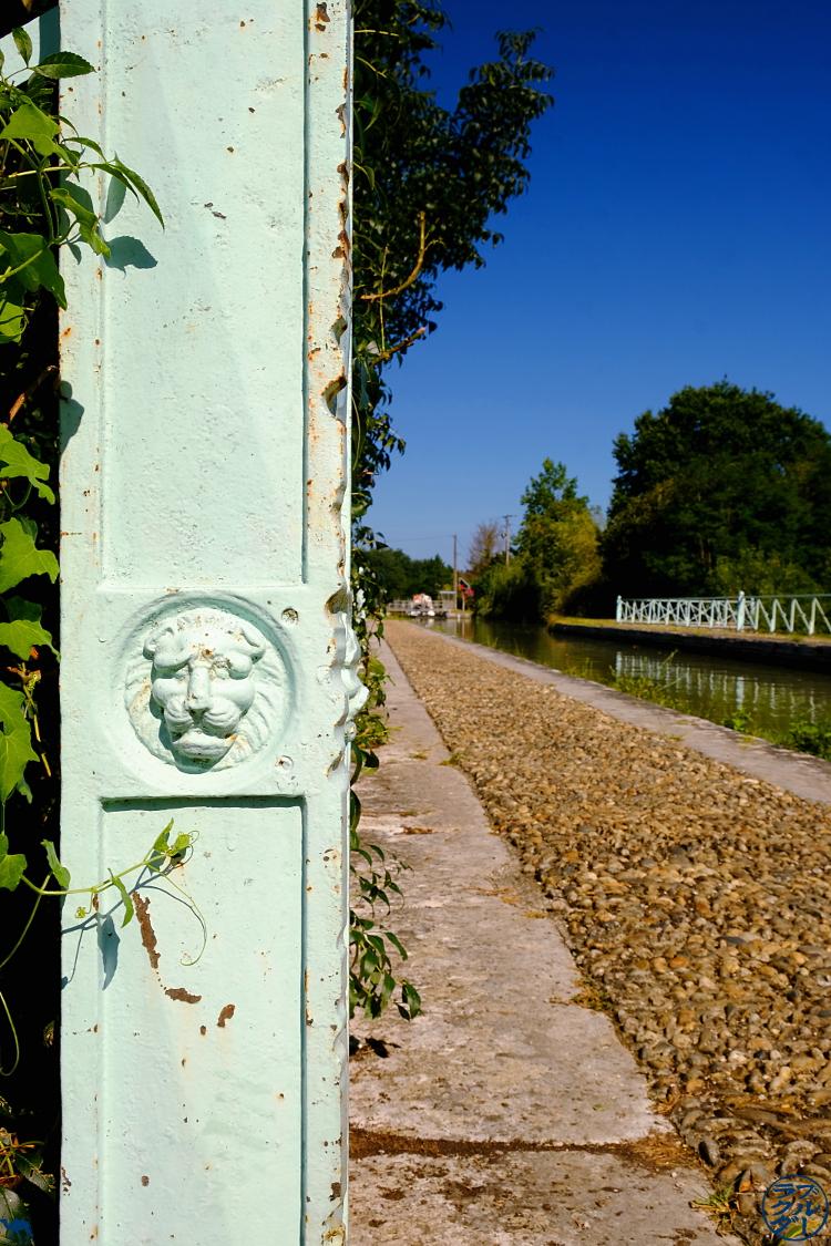 Le Chameau Bleu - Blog Voyage à Vélo Canal de l'Entre Deux Mers - Pont-Canal du Lot et Garonne