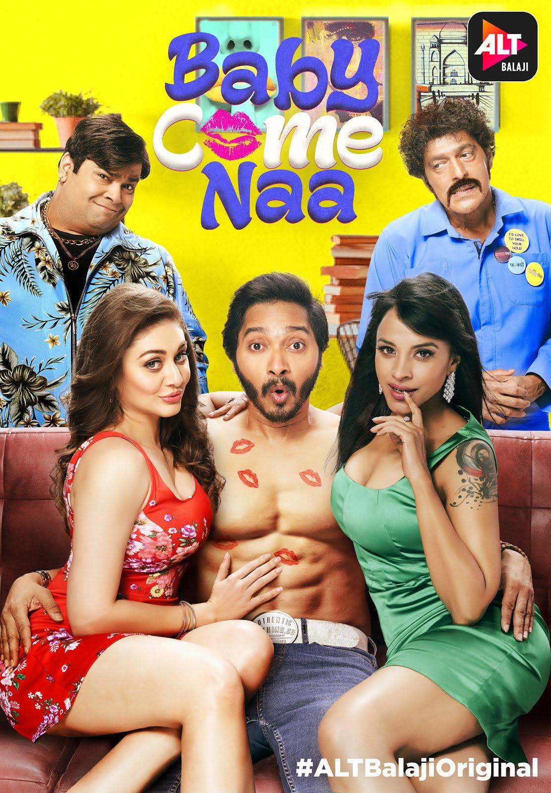 Baby Come Naa (2018) Hindi S01 Alt Balaji 720p WEB-DL x264 1.4GB Free Download