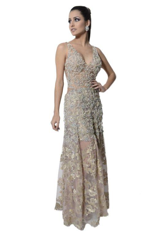 vestido bordado patricia bonaldi