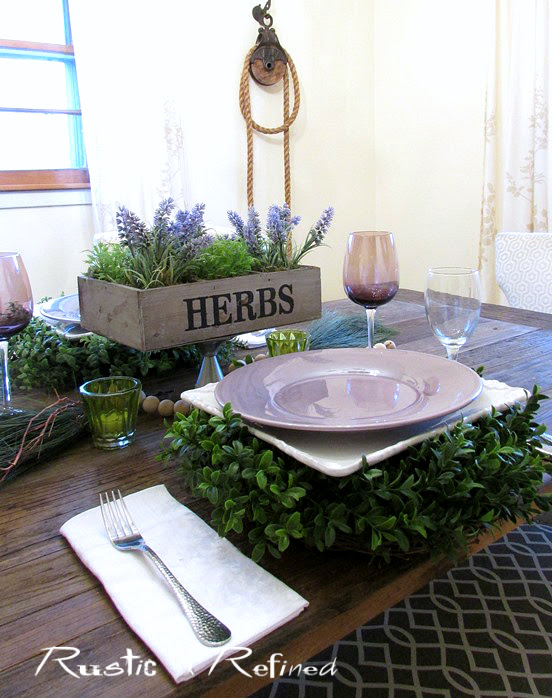 Creative Ideas for Placemats on the Dinner Table