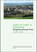 Cover of Castle Cary & Ansford Neighbourhood Plan