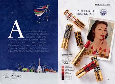 avon catalog 24 2018 special edition lipstick