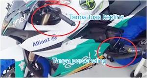 Spesifikasi Moto-E, Balap MotoGP versi Listrik