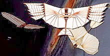 Otto Lilienthal MODEL GLIDER