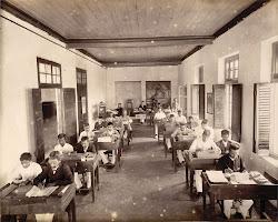 Times of India office in Bombay (Mumbai) November 1898