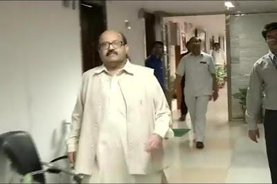 Leader Amar Singh Samajwadi