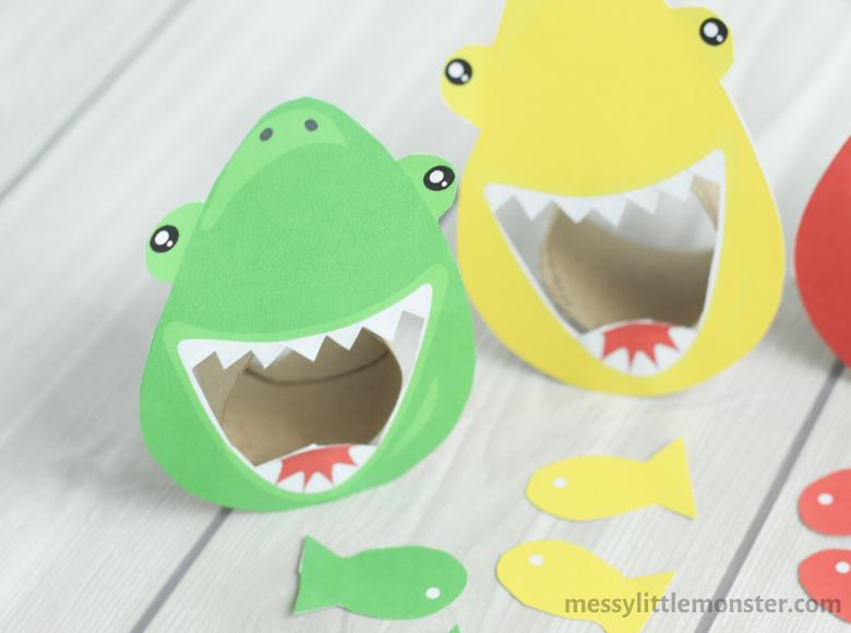 shark game for kids