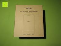 Verpackung: Aiho 50ml USB Auto Aroma Diffuser Mini AD-P3 Aromatherapie Ätherische Öl Ultraschall Luftbefeuchter Humidifier