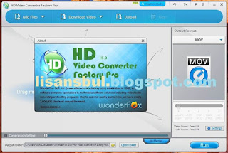 HD Video Converter Factory Pro 15 License key code