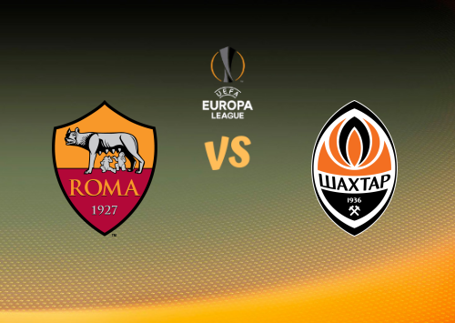 Roma vs Shakhtar Donetsk  Resumen